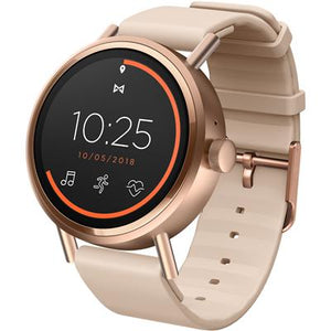 Misfit Vapor 2 41mm Smart Watch (Rose Gold/Beige)