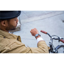 Load image into Gallery viewer, Withings / Nokia Steel HR 36mm Smart Watch (Black)