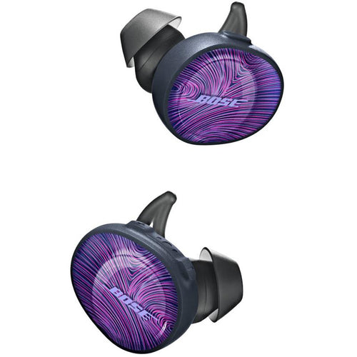 Bose Soundsport Free Wireless In-Ear Headphones (Ultra Violet) - iChameleon