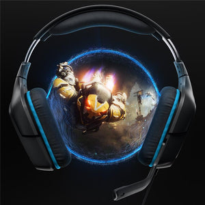 Logitech G432 7.1 Surround Gaming Headset - iChameleon
