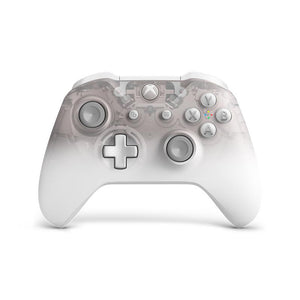 Xbox One Wireless Controller Phantom (White) [Special Edition] - iChameleon