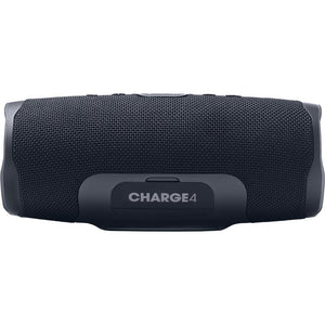 JBL Charge 4 Portable Bluetooth Speaker (Black) - iChameleon