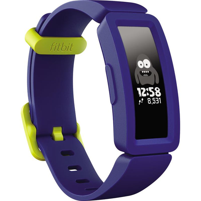 Fitbit Ace 2 Kids Activity Tracker (Night sky/Neon Yellow) - iChameleon