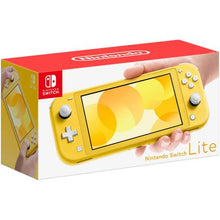 Load image into Gallery viewer, Nintendo Switch Nintendo Switch Lite Console (Yellow)