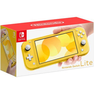 Nintendo Switch Nintendo Switch Lite Console (Yellow)