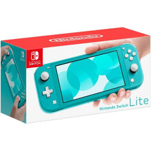 Load image into Gallery viewer, Nintendo Switch Nintendo Switch Lite Console (Turquoise)
