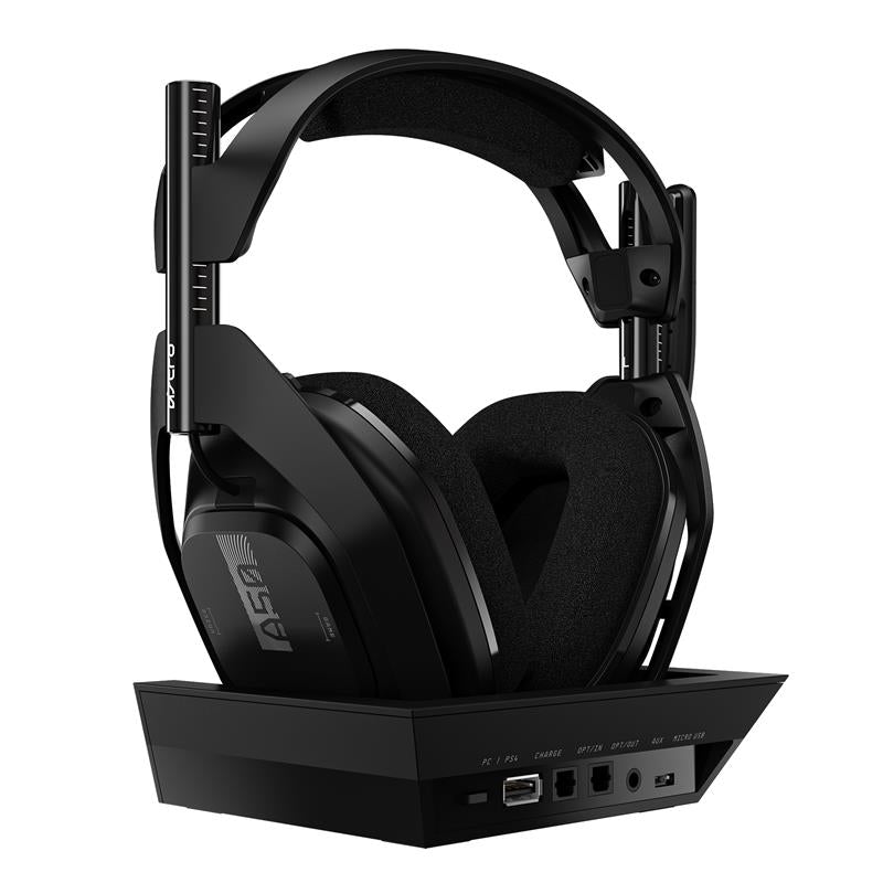 ASTRO A50 Wireless + Base Station for PlayStation 4 and PC - iChameleon