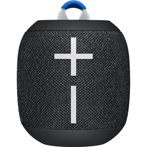 Ultimate Ears Wonderboom 2 Portable Bluetooth Speaker (Deep Space Black) - iChameleon