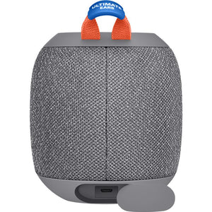 Ultimate Ears Wonderboom 2 Portable Bluetooth Speaker (Crushed Ice Grey) - iChameleon