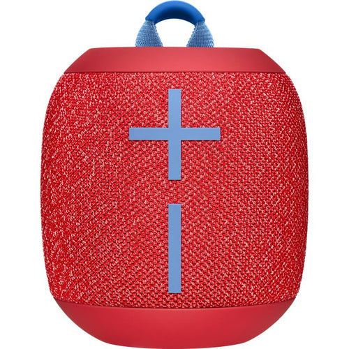 Ultimate Ears Wonderboom 2 Portable Bluetooth Speaker (Radical Red) - iChameleon