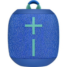 Load image into Gallery viewer, Ultimate Ears Wonderboom 2 Portable Bluetooth Speaker (Bermuda Blue) - iChameleon