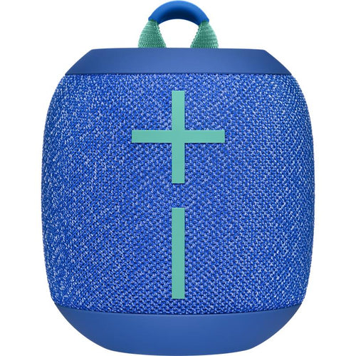 Ultimate Ears Wonderboom 2 Portable Bluetooth Speaker (Bermuda Blue) - iChameleon