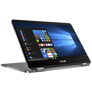 "Asus VivoBook Flip TP401MA 14"" 2-in-1 HD laptop - iChameleon"