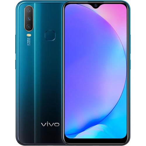 VIVO Y17 128GB (Mineral Blue)