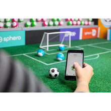 Load image into Gallery viewer, Sphero Mini App-Enabled Robotic Ball (Soccer Edition)