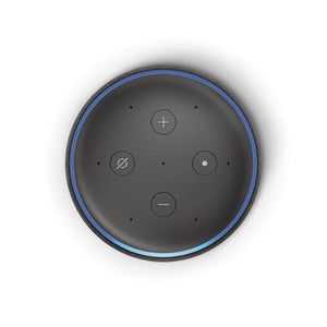 Amazon Echo with Alexa (3rd Generation) [Charcoal Fabric]