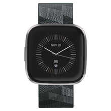 Load image into Gallery viewer, Fitbit Versa 2 Smart Fitness Watch Special Edition (Smoke Woven)