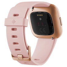 Load image into Gallery viewer, Fitbit Versa 2 Smart Fitness Watch(Petal/Copper Rose)