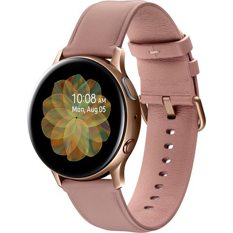 Samsung Galaxy Watch Active2 40mm LTE (Stainless Steel/Gold)