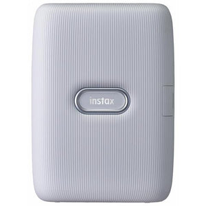 Fujifilm instax mini Link Smartphone Printer (Ash White)