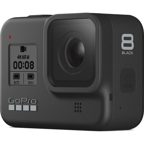GoPro Hero8 Black 4K HyperSmooth 2.0 Action Cam