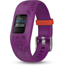 Load image into Gallery viewer, Garmin Vivofit jr. 2 Fitness Tracker (Frozen 2 - Anna)