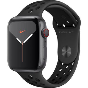 Apple Watch Nike Series 5 (44mm) Space Grey Aluminium Case [GPS + Cellular]