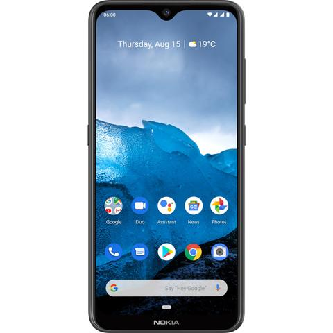 Nokia 6.2 with Android One (Ceramic Black)