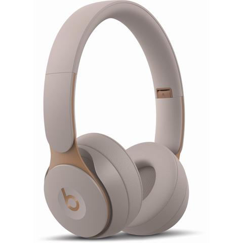 Beats Solo Pro Wireless Noise Cancelling On-Ear Headphones (Grey)