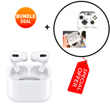 Load image into Gallery viewer, Apple AirPods Pro + Protective Case (2019) [Bundle]