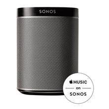 Load image into Gallery viewer, Sonos PLAY:1 Wireless Speaker for Streaming Music (Black) - iChameleon