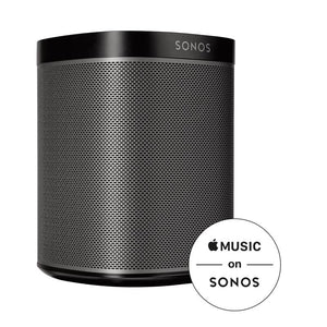 Sonos PLAY:1 Wireless Speaker for Streaming Music (Black) - iChameleon