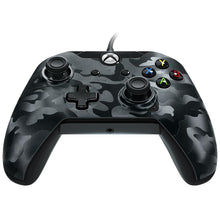 Load image into Gallery viewer, Wired Controller for Xbox One & PC (Black Camo) - iChameleon