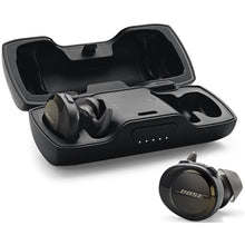 Load image into Gallery viewer, Bose SoundSport Free Wireless In-Ear Headphones (Triple Black) - iChameleon