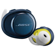 Load image into Gallery viewer, Bose SoundSport Free Wireless In-Ear Headphones (Blue Citron) - iChameleon