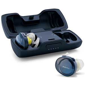 Bose SoundSport Free Wireless In-Ear Headphones (Blue Citron) - iChameleon