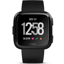 Load image into Gallery viewer, Fitbit Versa Smart Fitness Watch (Black) - iChameleon