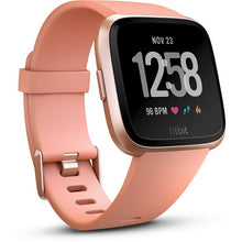 Load image into Gallery viewer, Fitbit Versa Smart Fitness Watch (Peach) - iChameleon