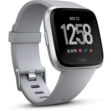 Load image into Gallery viewer, Fitbit Versa Smart Fitness Watch (Grey) - iChameleon