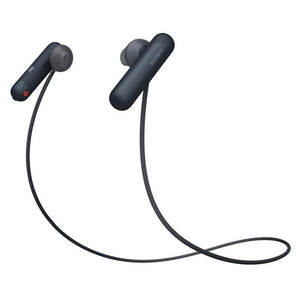 Sony SP500 Wireless In-Ear Sports Headphones (Black) - iChameleon