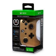 Load image into Gallery viewer, PowerA Enhanced Wired Controller for Xbox One (Gold) - iChameleon