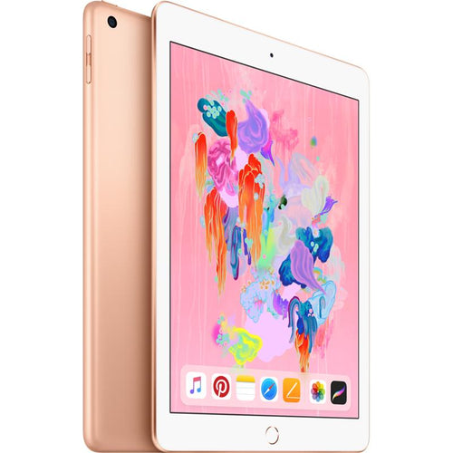 Apple iPad 128GB Wi-Fi (Gold) [6th Gen]