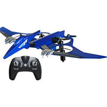 Load image into Gallery viewer, XCD Aerodex Dinosaur Drone (Blue)
