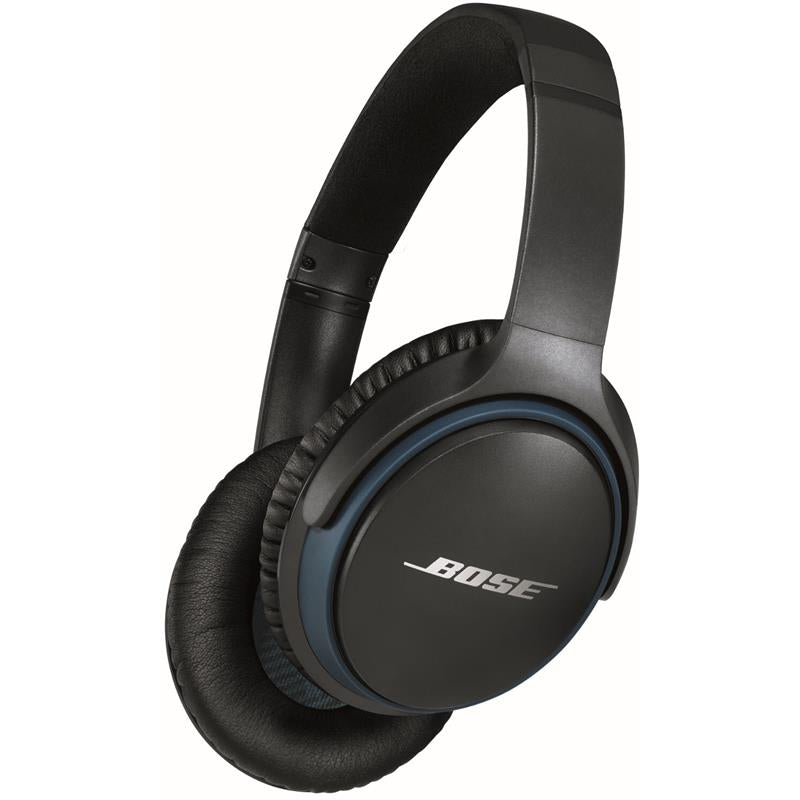 Bose SoundLink Around-Ear Wireless Headphones II (Black) - iChameleon