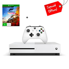 Load image into Gallery viewer, Xbox One S 1TB Console + Forza Horizon 4 (Game)