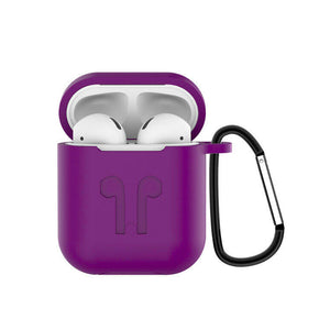 Deluxe Case for Apple AirPods 2/1 (Purple)