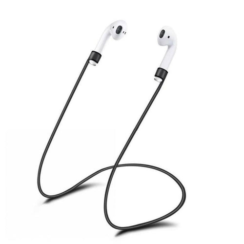 Magnetic Lanyard For Apple AirPods 2/1/Pro (Black)