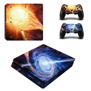 PS4 PlayStation 4 500GB Console + Skin Pack [Bundle]