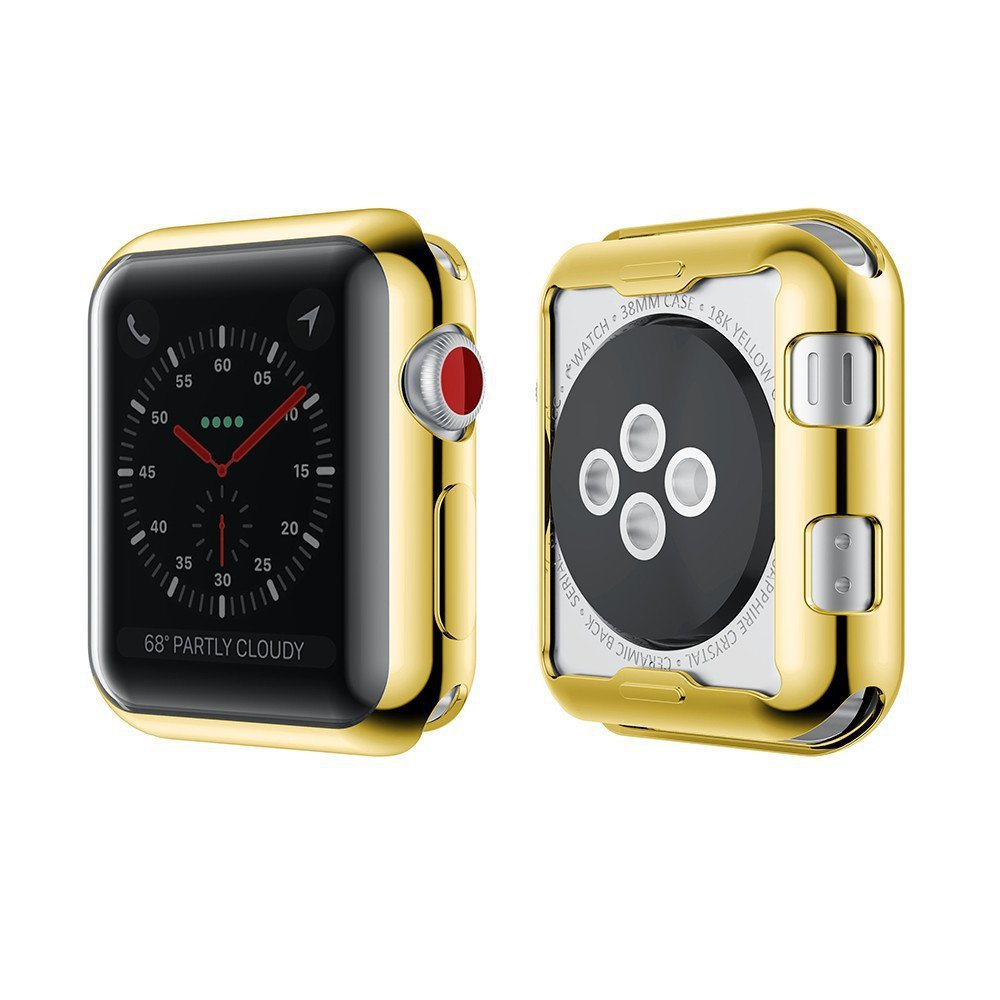 Apple Watch Full Protective Case (Gold) - iChameleon