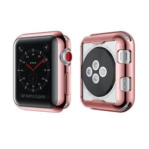 Apple Watch Full Protective Case (Rose Gold) - iChameleon